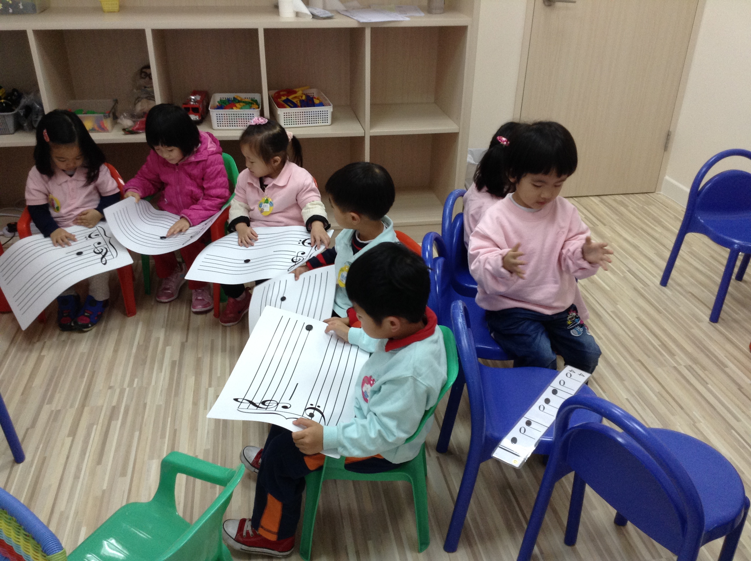 Auditions for Jan 2019 Preschool Courses (PCPS/CPS) for Kowloon/N.T. Centres (Dates: Nov 25 and Dec 9)