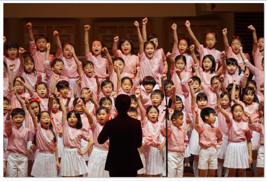 YCC Choral Division Courses - Kowloon / N.T. Auditions (Mar 17)